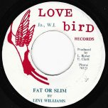 Fat Or Slim / Ver - Levi Williams / Star Dust