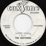 Fattie Fattie / I Love You - The Heptones / Winston And Barbara