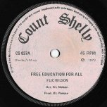 Free Education For All / Puppy Love - Flick Wilson / Dean Beckford
