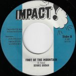 Foot Of The Mountain / Ver - Dennis Brown