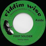 Foot Soldier / Dub Soldier - Keety Roots