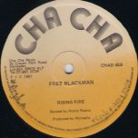 Free Blackman / You Lied - Rising Fire
