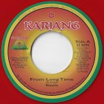 From Long Time / Ver - Sizzla