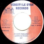 Funny Feeling / Rhydim - Nitty Kutchy