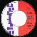 Crummy People / Moving Version - The Upsetters / Big Youth