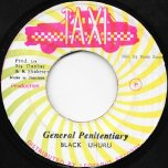 General Penitentiary / Ver - Black Uhuru