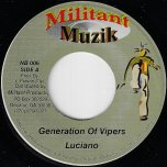 Generation Of Vipers / Ver - Luciano