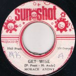 Get Wise / Wiser Dub - Horace Andy