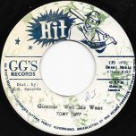 Gimmie Weh Me Want / Dub Part Two - Tony Tuff / GGs All Stars