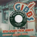 Girl You Ruff / Woo Oh Oh (Get In The Groove) - The Overtakers / Girl You Ruff