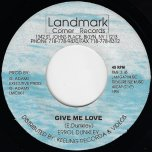 Give Me Love / Ver - Errol Dunkley / Landmark All Stars
