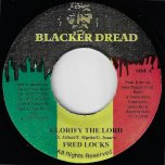 Glorify The Lord / Ras Did It - Fred Locks / Brown Lion