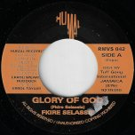 Glory Of God / Suffering Rhythm - Fkire Selassie / Chris Cambell