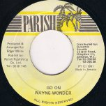 Go On - Wayne Wonder