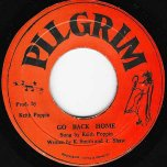 Go Back Home / Do You Love Me - Keith Poppin
