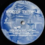 Golden Fountain / Dub - Chazbo Meets Culture Freeman