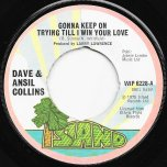 Gonna Keep On Trying Till I Win Your Love / Keep On Dubbing - Dave Barker And Ansel Collins