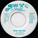 Go Now / Rhythm - Doniki