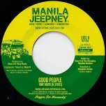 Good People / Good Dub - Tony Roots / Russ D And The Disciples Riddim Section