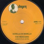 Cut Throat / Gorilla In Manilla - The Mexicano