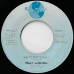 Great Pretender / Strength Ver - Mikey General