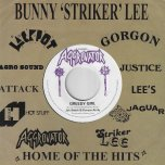 Greedy Girl / Greedy Dub - Jah Stich And Horace Andy / The Aggrovators