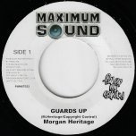 Guards Up / Black Board Ver - Morgan Heritage