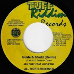 Guide And Shield (Remix) / Battlefield Riddim - Jah Cure Feat Capleton / Gumption Band