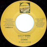 Gully Bank / Ver - Doniki / Gully Bank All Stars