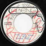 Hail The King / Dub To The King - Leonard Wilson / The Mighty Cloud Band