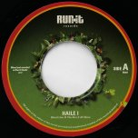 Haile I / Haile Dub - Blood Lion & The Run It All Stars