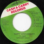 Happy Anniversary / Ver  - Gregory Isaacs