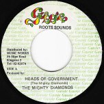 Heads Of Government / Ver - The Mighty Diamonds