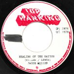Healing Of The Nation / Healing Dub - Jacob Miller / Fat Man Rhythm Section