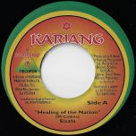 Healing Of The Nation / Ver - Sizzla