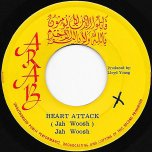 Heart Attack / We Cant Feel It  - Jah Woosh / Lloyd Young All Stars