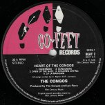 Heart Of The Congos - The Congos