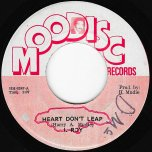 Heart Dont leap / Musical Pleasure - I Roy / Mudies All Stars