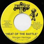 Heat Of The Battle / Dub Organiser - Morgan Heritage