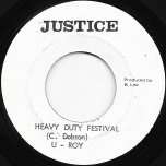 Heavy Duty Festival / More Festival Dub - U Roy / The Aggrovators