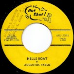 Hells Boat / Pablo In Dub - Augustus Pablo