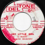 Hey Little Girl / Combination - Keeling Beckford