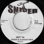 Hey Ya (Remix) / Pass The Kutchie Inst - Usher And Elephant Man