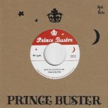 High Blood Pressure / Raindrops Falling - Prince Buster / Derrick And Patsy