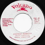 Highway Robbery / Ver - Israel Vibration / High Times Band