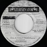 Hill And Gully Ride (Remix) / Ver - Ini Kamoze