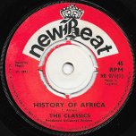 History Of Africa / Honey Bee - The Classics