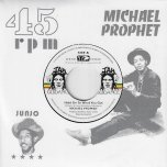 Hold On To What You Got / Cry Of The Werewolf - Michael Prophet / Roots Radics / Scientist