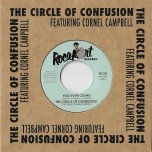 Hole In The Ceiling / Dub In The Ceiling - The Circle Of Confusion Feat Cornell Campbell