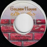 Honest Living / Conscience Riddim - Luciano